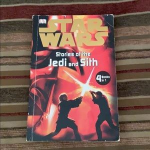 Star Wars stories of the Jedi and Sith